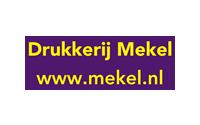 Drukkerij Mekel